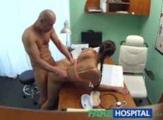FakeHospital Hot nurse prescribes fucking for muscle enhancement...