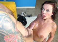 Perverted older MILF Ciara Blue has some amazing sexual skills she picked up over the years, lucky for...